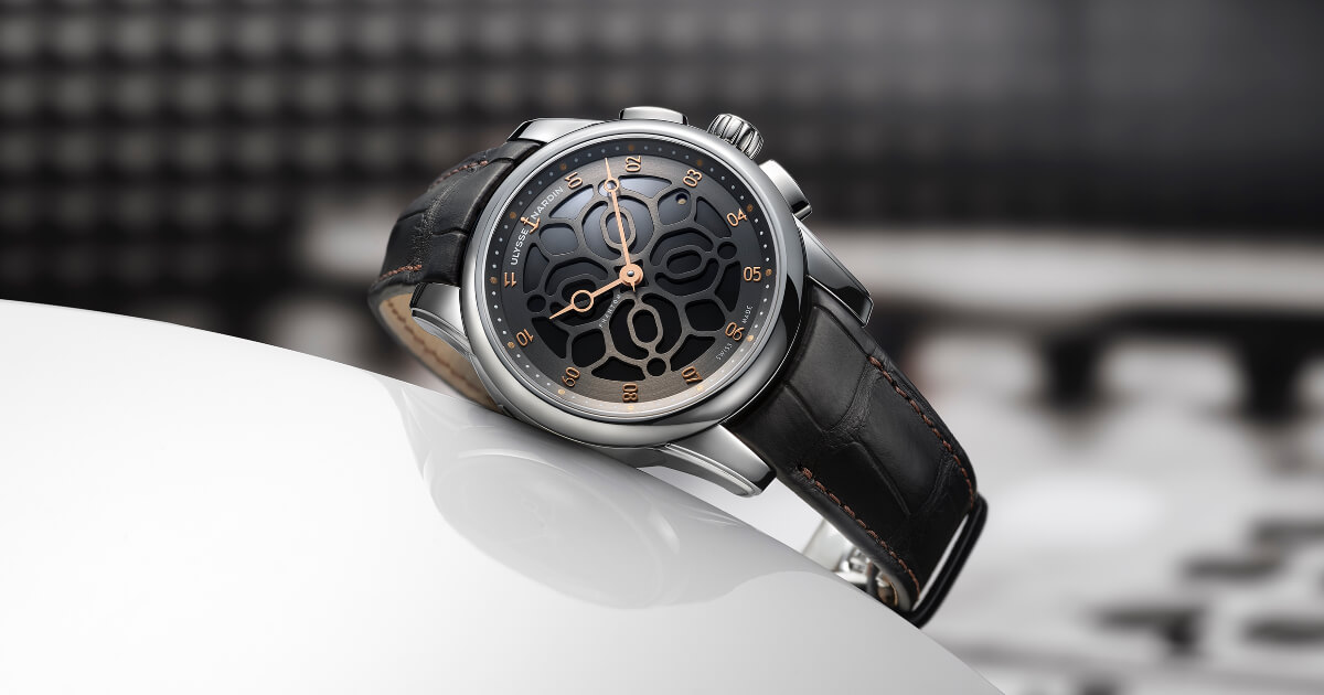 Ulysse Nardin Hourstriker Phantom (Price, Pictures and Specifications)