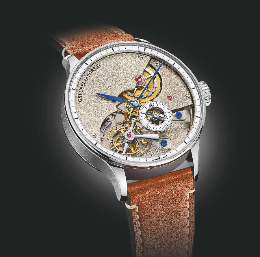 Greubel Forsey Hand Made 1 Watch Review