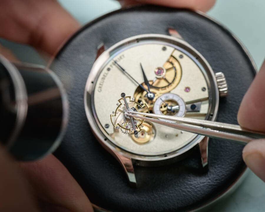 Greubel Forsey Hand Made 1 Assembly