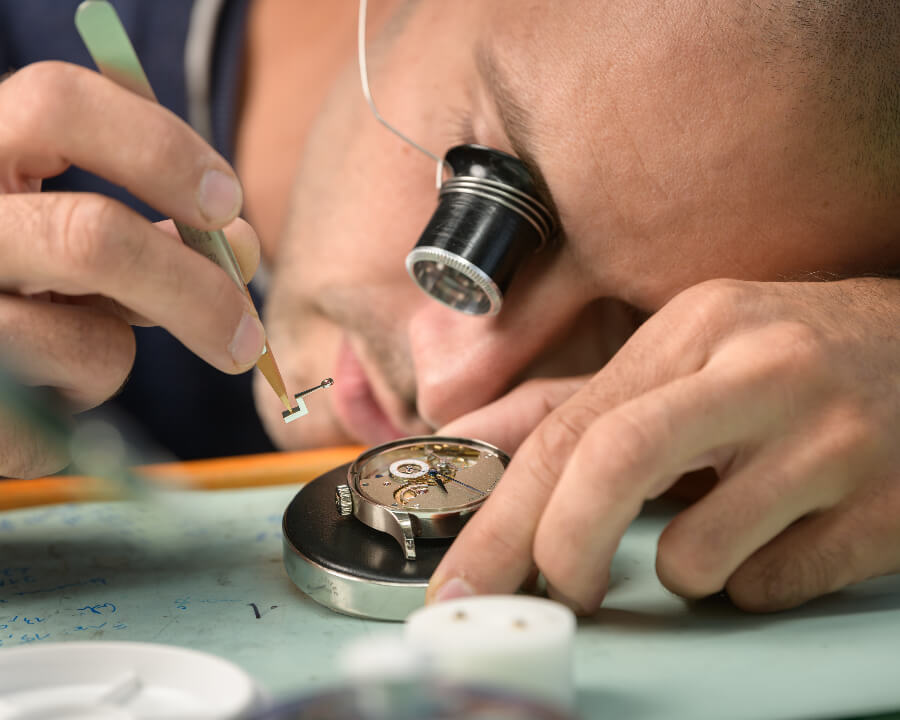 Greubel Forsey Hand Made 1 Inside Manufacture