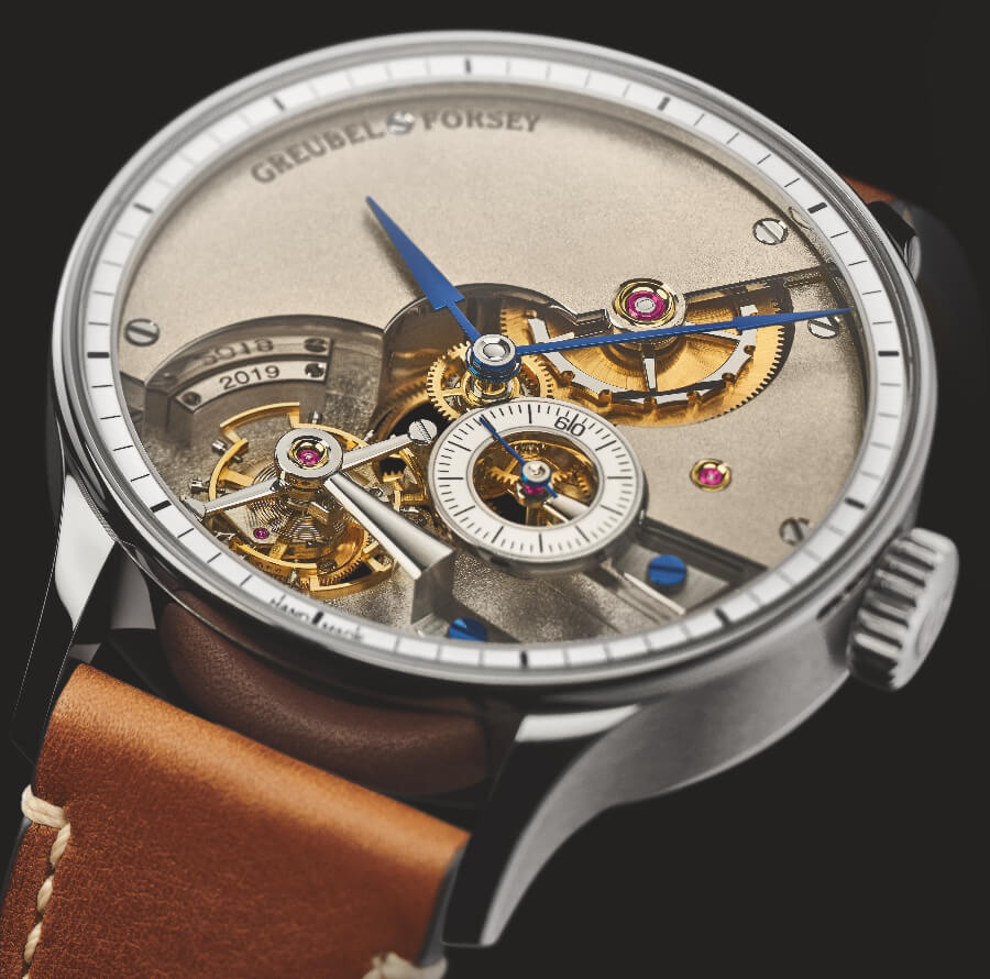 The New Greubel Forsey Hand Made 1