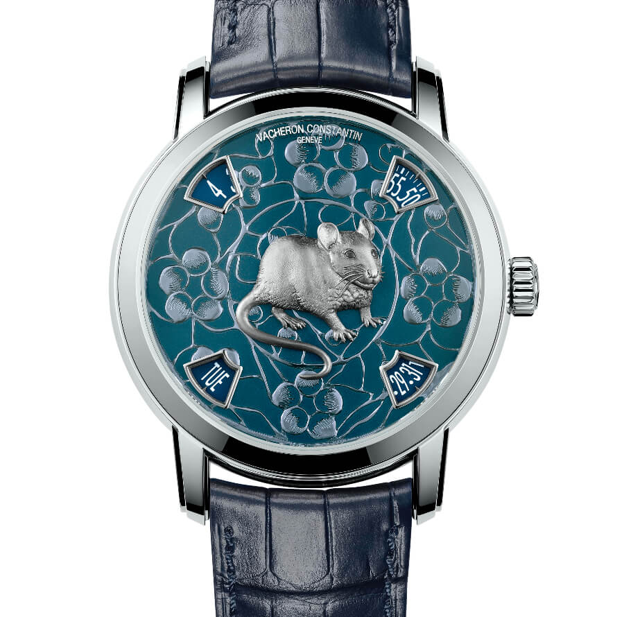 Vacheron Constantin Métiers d'Art The Legend Of The Chinese Zodiac Year Of The Rat Watch Review