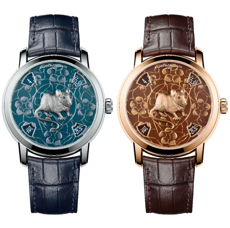 Vacheron Constantin Métiers d'Art The Legend Of The Chinese Zodiac Year Of The Rat