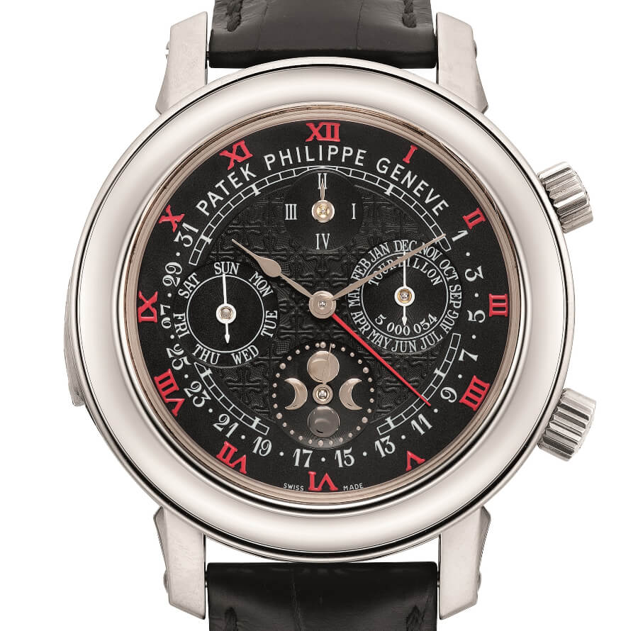 Patek Philippe, Reference 5002G