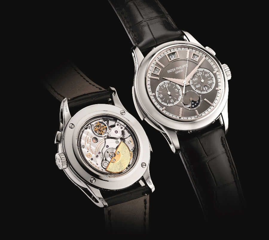 Patek Philippe, Reference 5208P-001