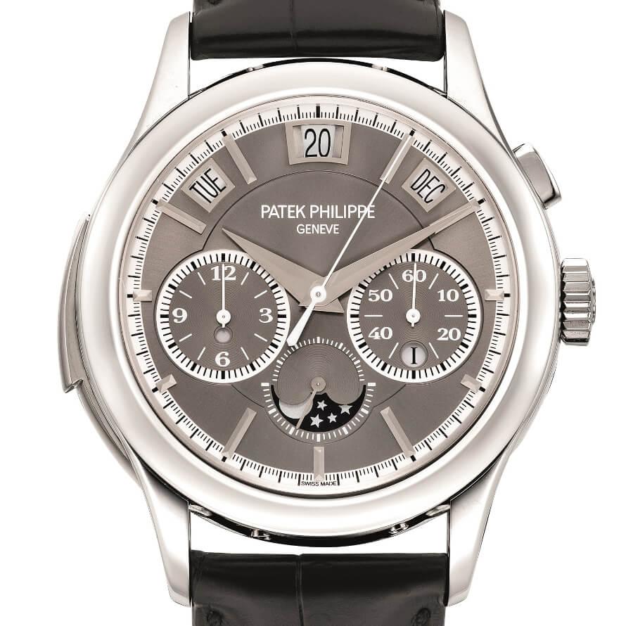 Patek Philippe 5208P-001 Perpetual Calendar