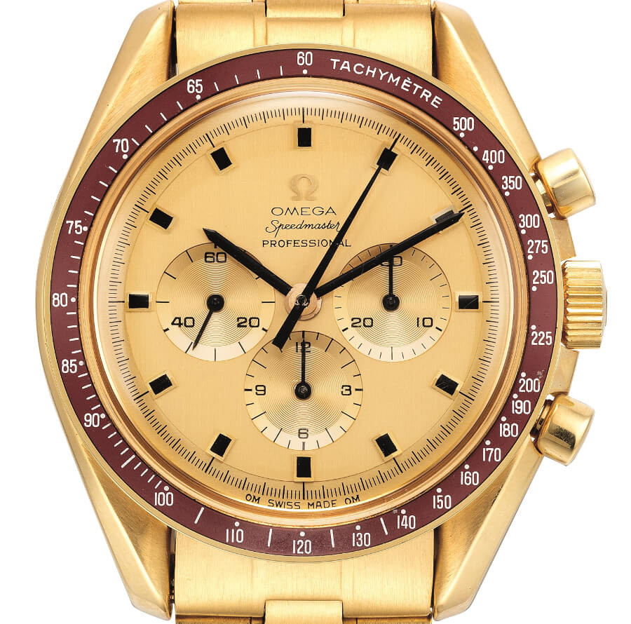 Omega, Reference BA145.022-69 Caliber 321 Gold
