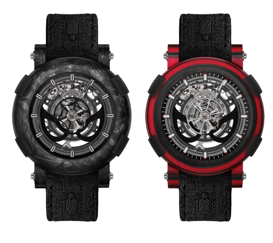 RJ ARRAW Spider-Man Tourbillon Watch Review