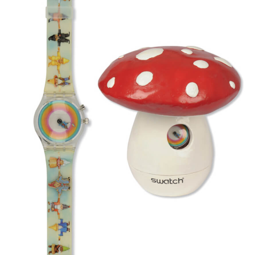 Top Expensive Swatch Watch