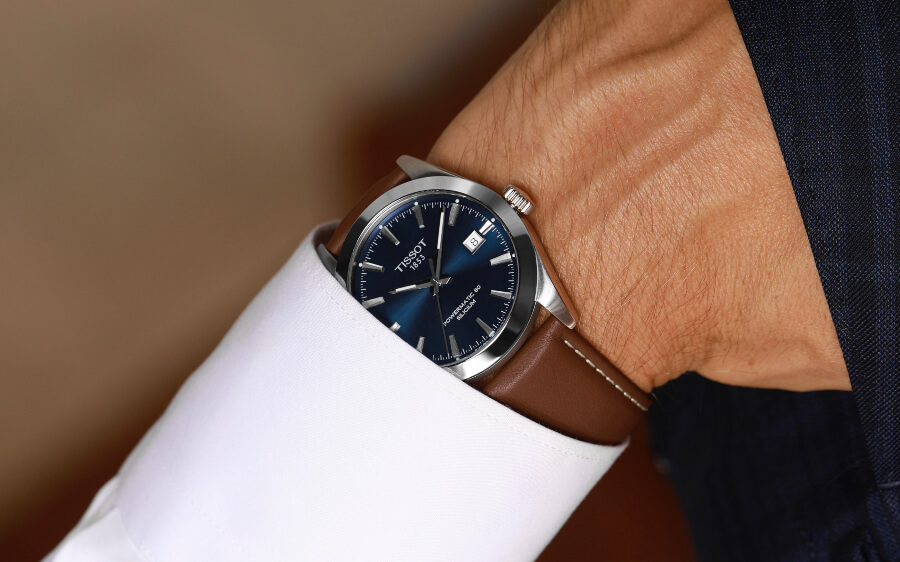 Tissot Gentleman Watch Review