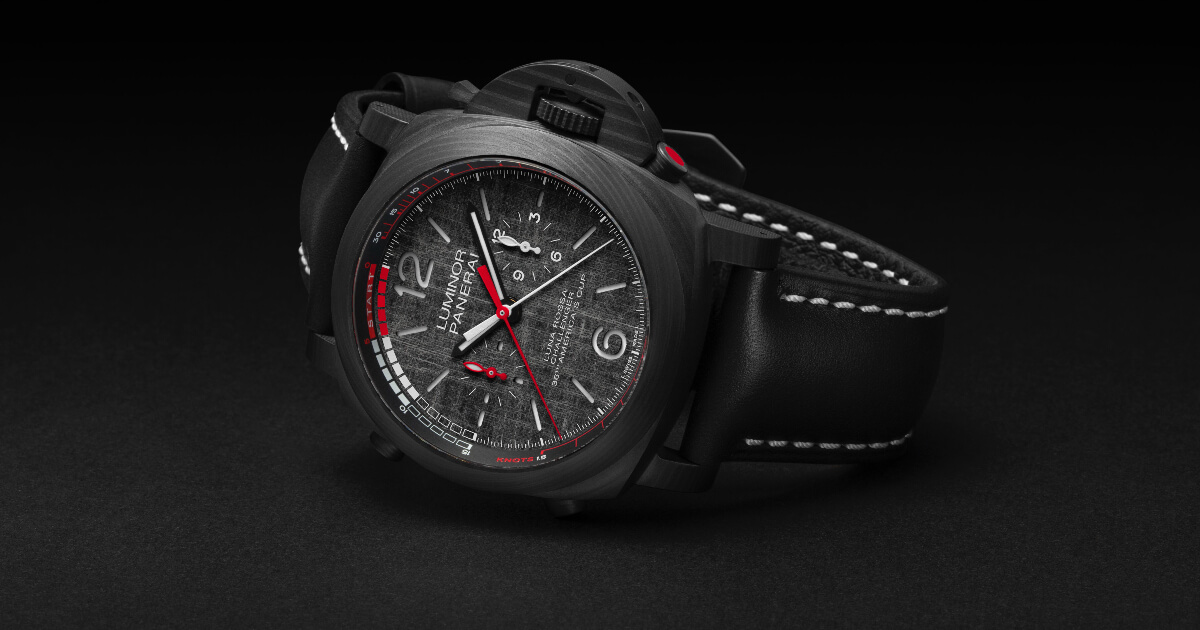The New Panerai Luminor Luna Rossa Collection (Price & Specs)