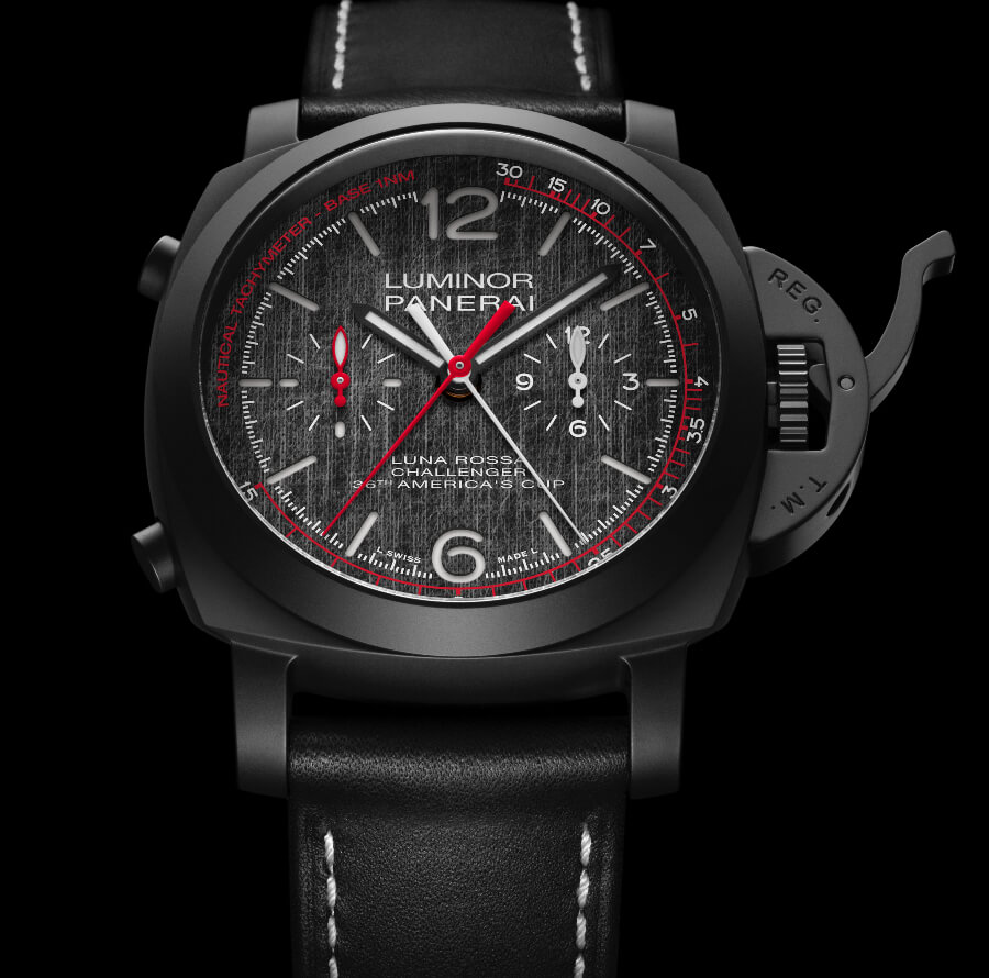 Panerai Luminor Luna Rossa Chrono Flyback - 44 MM