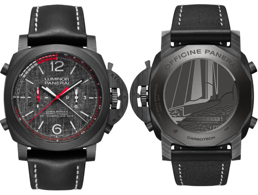 Panerai Luminor Luna Rossa Regatta - 47 MM