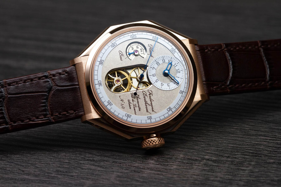 "Ferdinand Berthoud FB 1 ""ŒUVRE D'OR"" Ref. FB 1.2-3 Watch Review"