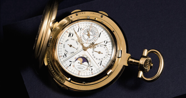 Masterworks Of Time: The Legacy of A. Lange & Söhne