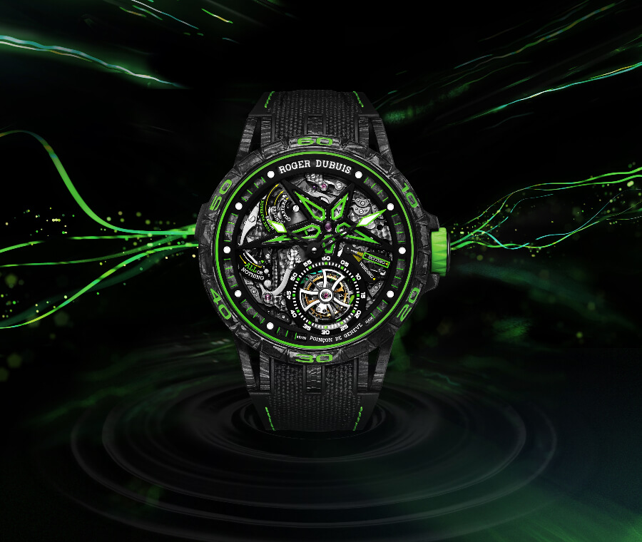 The New Roger Dubuis Excalibur Spider Unique Series
