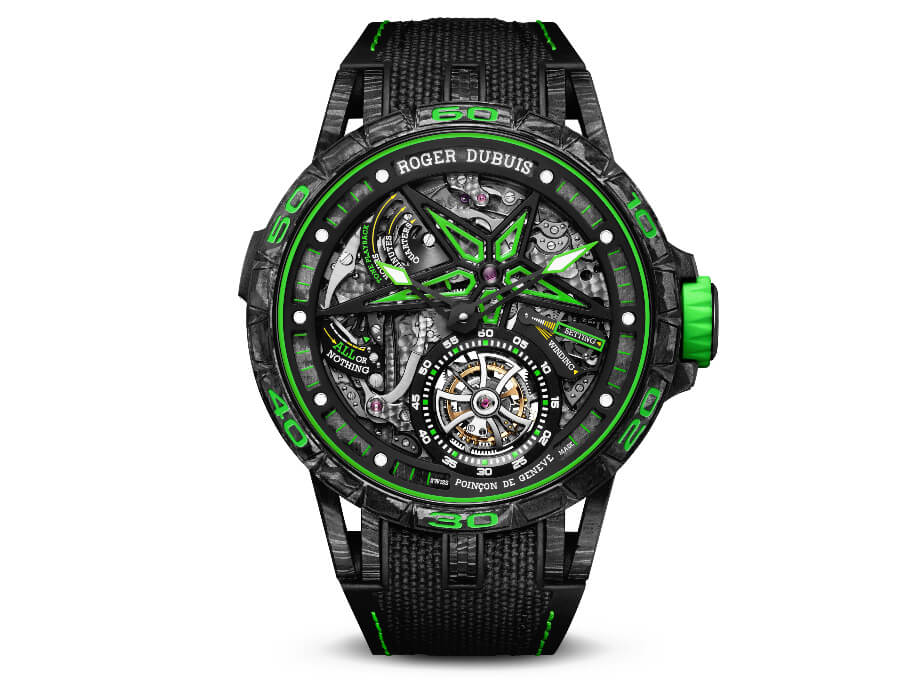 Roger Dubuis Excalibur Spider Unique Series New Watch