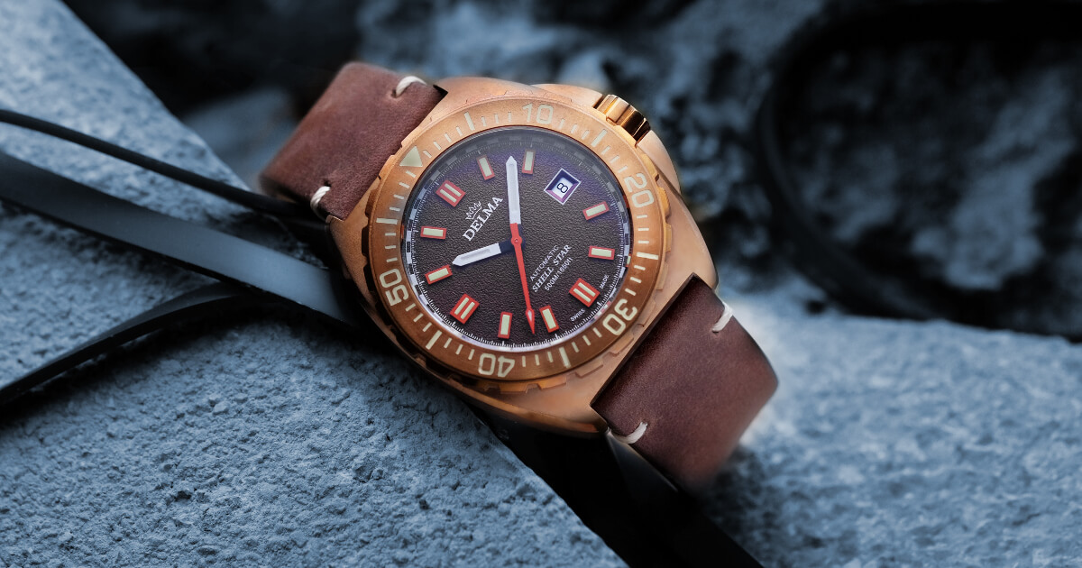 Delma Shell Star Bronze (Price and Specifications)