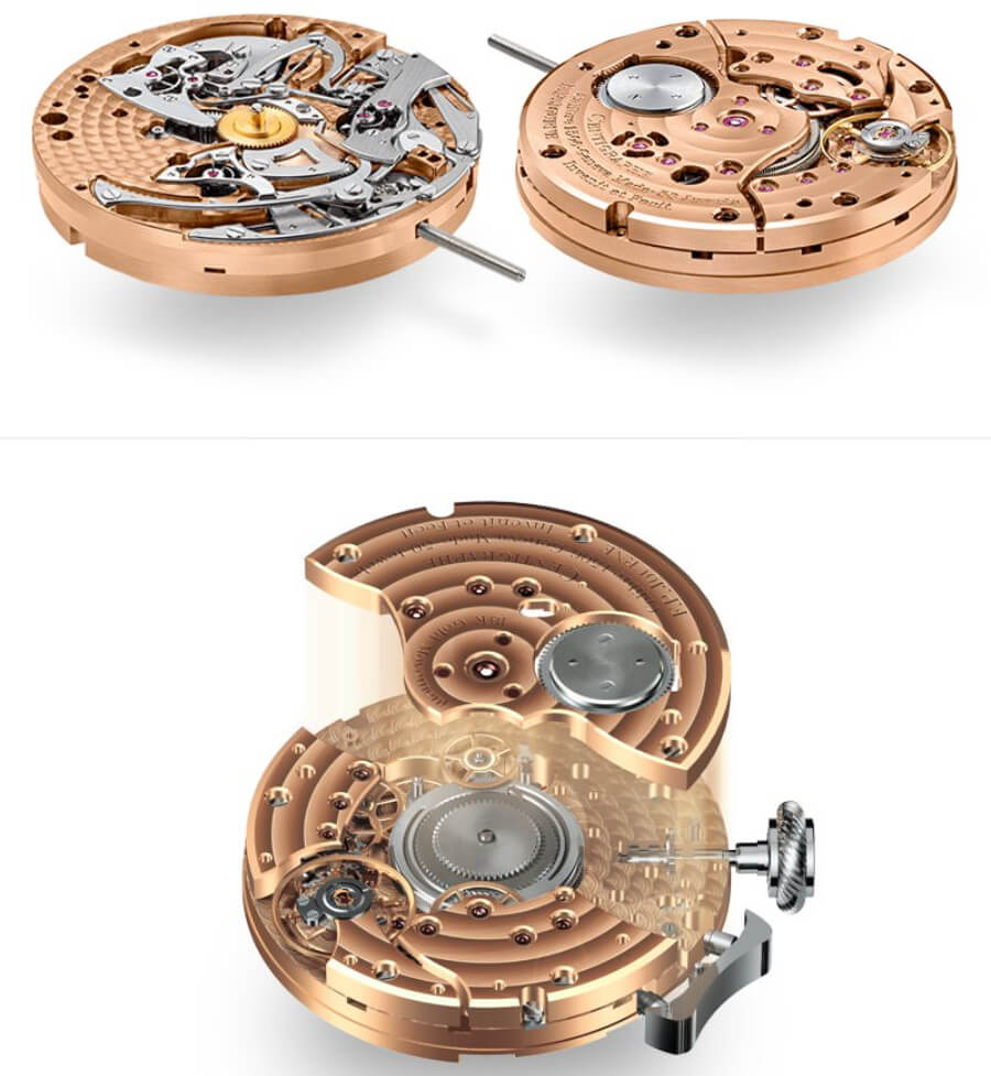 F.P.Journe Caliber 1506