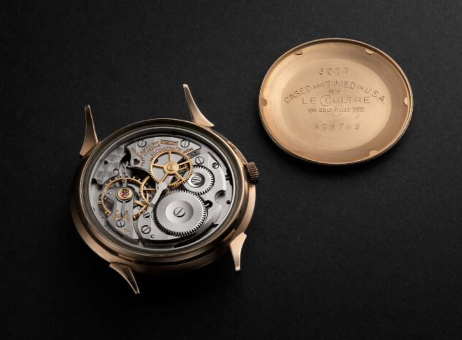 "LeCoultre ""Lucky 13"" Year 1962 Watch Movement"