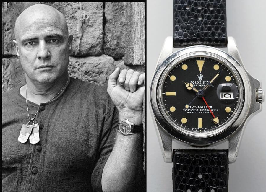 Marlon Brando Rolex GMT-Master