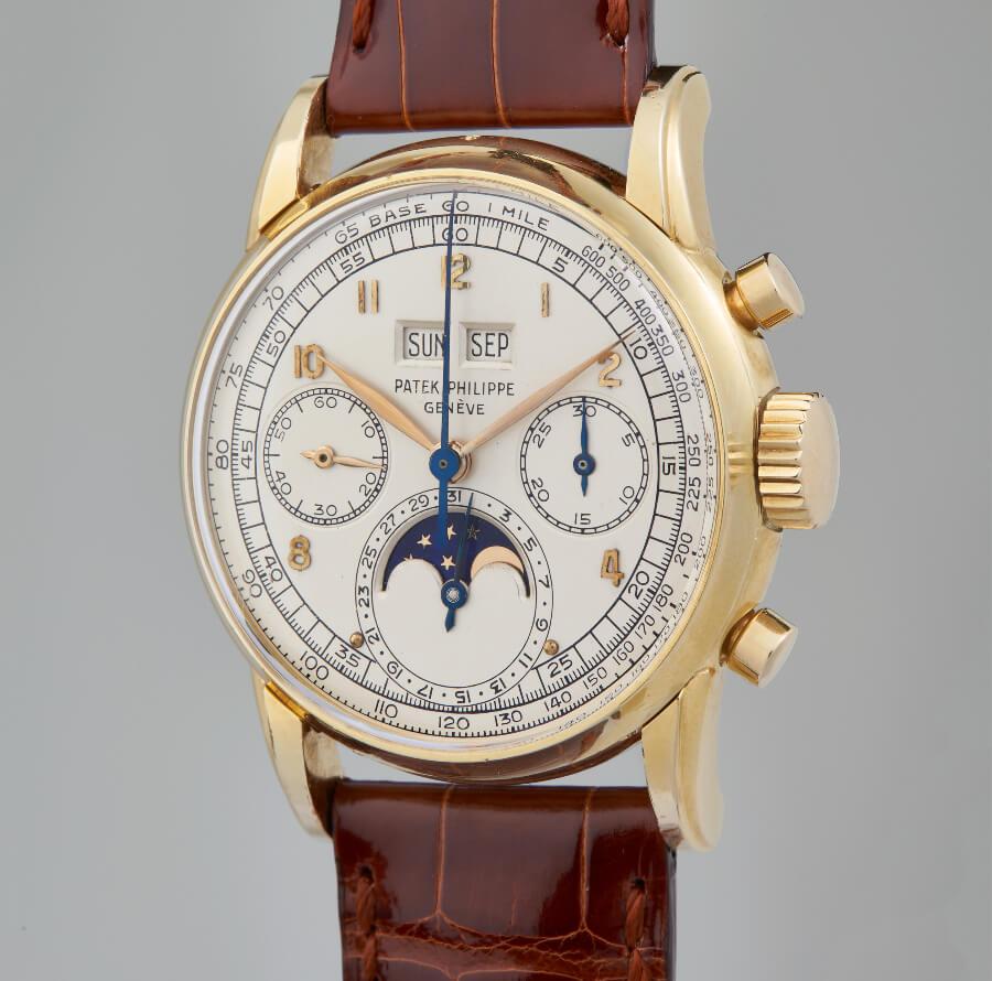 Patek Philippe Perpetual Calendar Chronograph Reference: 2499