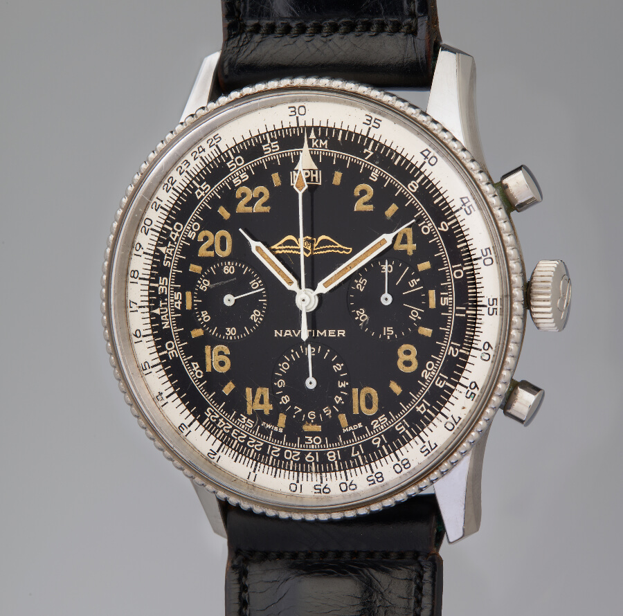 Breitling Navitimer Cosmonaute Reference: 809