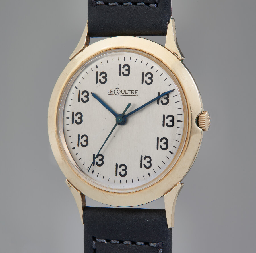 "LeCoultre ""Lucky 13"" Reference: 3027"