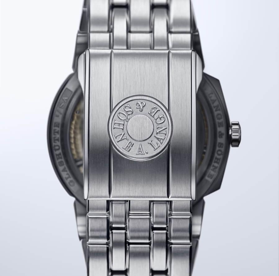 A. Lange & Söhne Odysseus  Stainless steel Bracelet