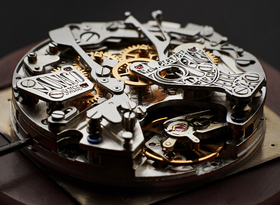 Heuer  Ref 1133B Movement