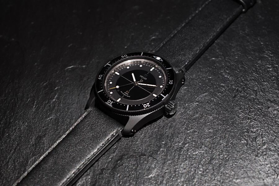 Hegid Black Vision Watch Review