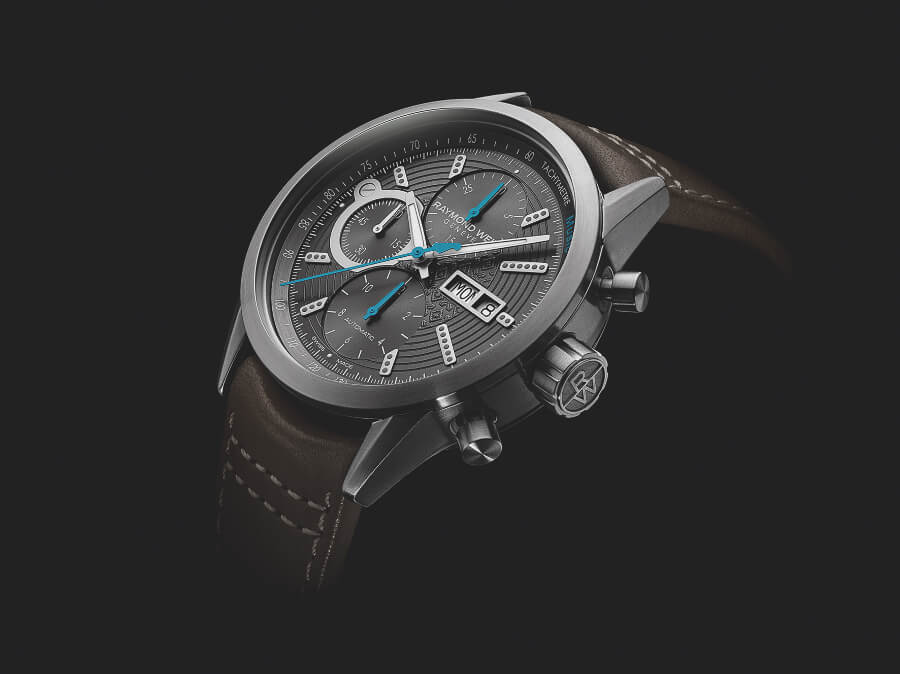 Raymond Weil Freelancer Jimi Hendrix Limited Edition Watch Review