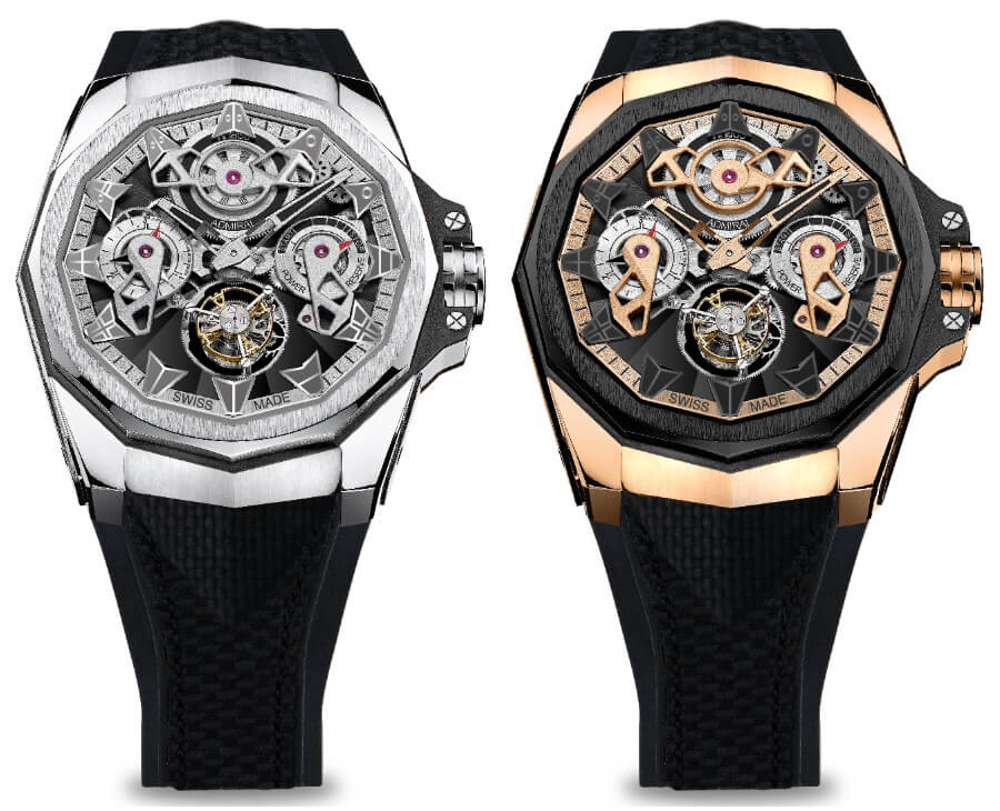 Corum AC-One 45 Openwork Tourbillon