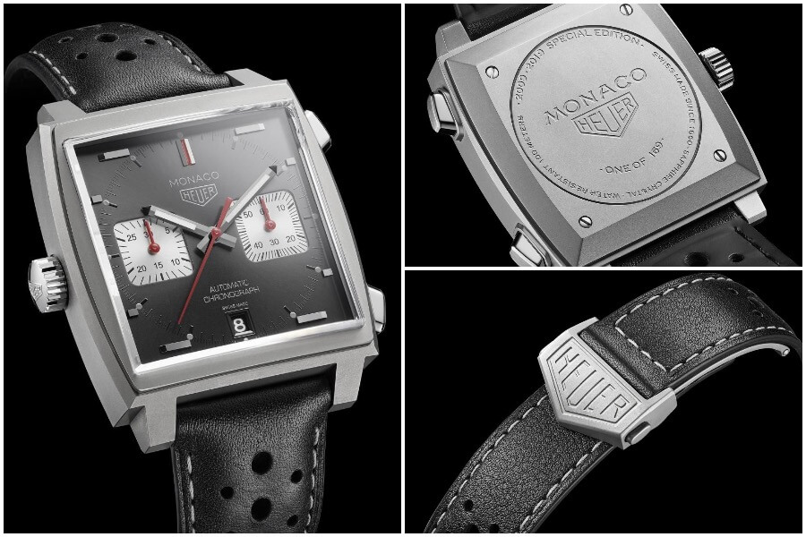 TAG Heuer Monaco 2009-2019 Special Edition Watch Review