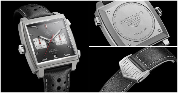 TAG Heuer Monaco 2009-2019 Special Edition (Price, Pictures and Specifications)