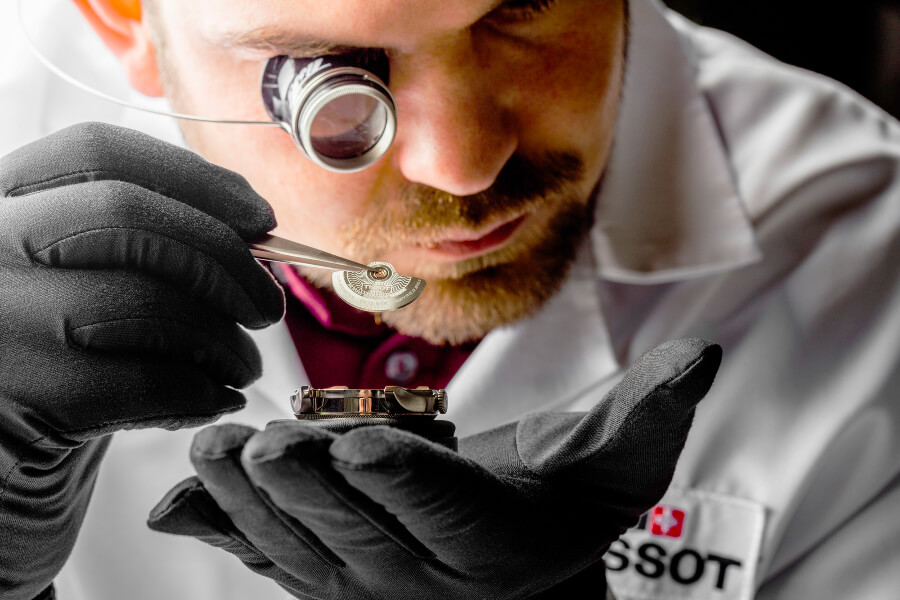 Tissot Watches Services