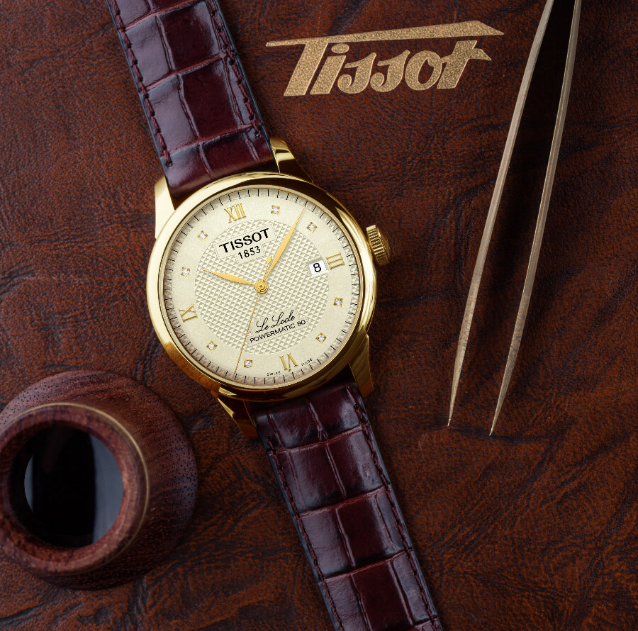 The New Tissot Le Locle Powermatic 80