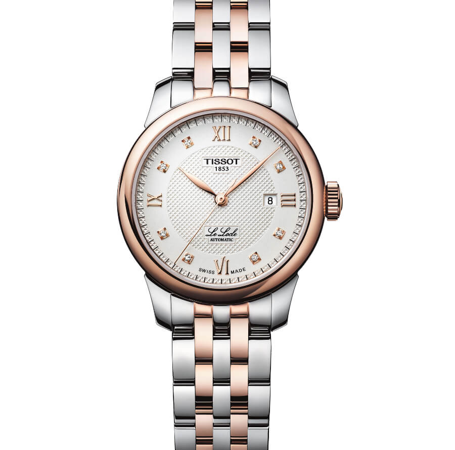 The New Tissot Le Locle Automatique Lady 29 mm