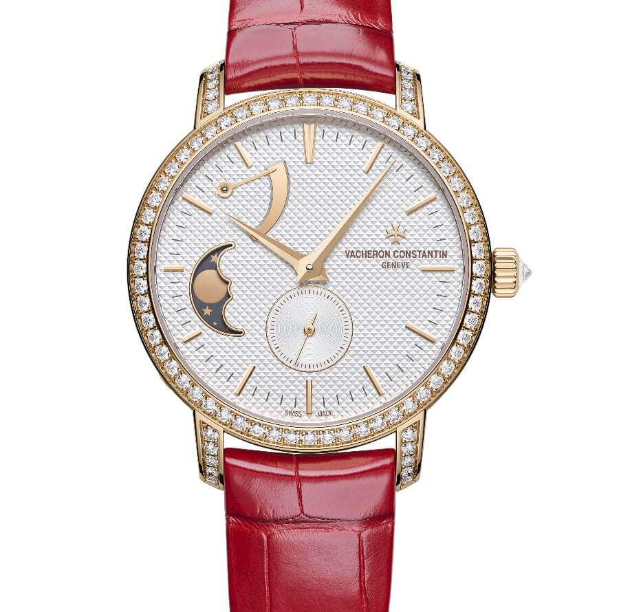 "Vacheron Constantin Traditionnelle ""Catcher of Time"" Limited Edition – Ladies Model"