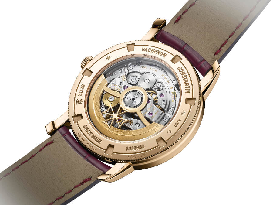 Vacheron Constantin Traditionnelle Catcher of Time Caliber 2455