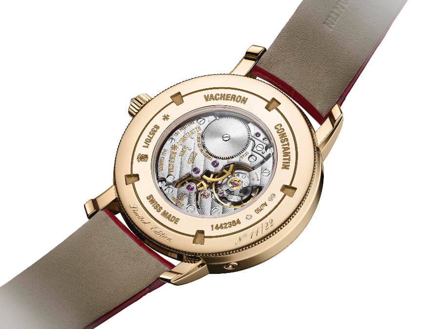 "Vacheron Constantin Traditionnelle ""Catcher of Time"" Caliber 1410 AS"