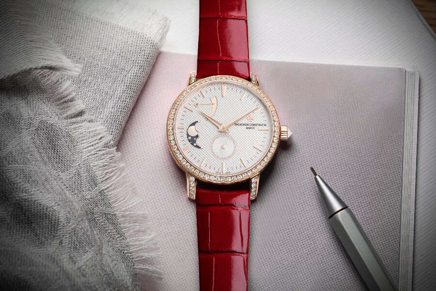 "The New Vacheron Constantin Traditionnelle ""Catcher of Time"" Limited Edition – Ladies Model"