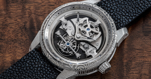 Molnar Fabry Atlantis Tourbillon (Price, Pictures and Specifications)