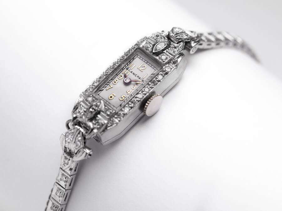 Marilyn Monroe Blancpain Cocktail Watch