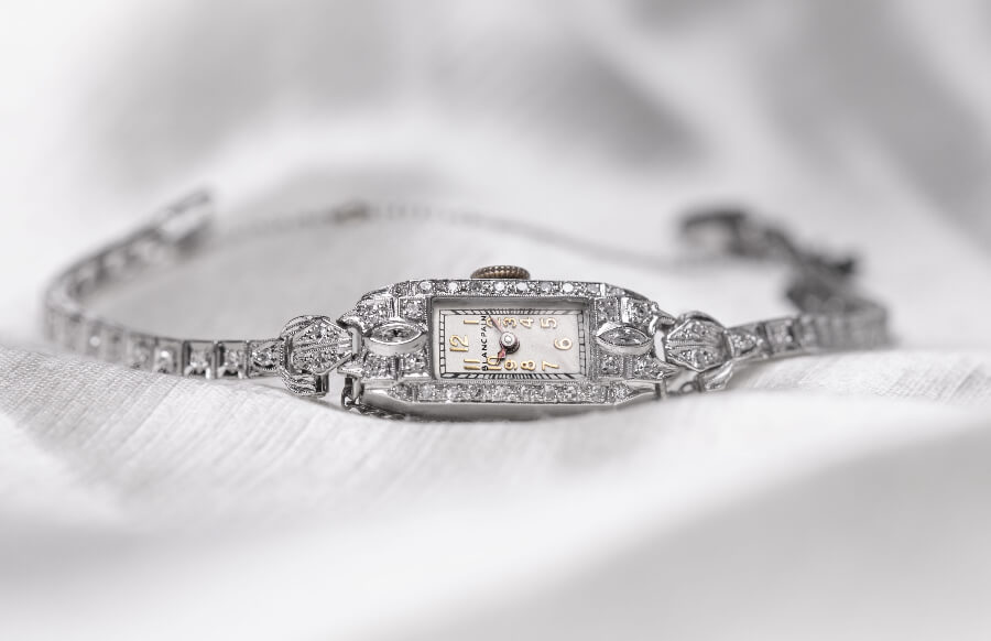 Diamond Watch For Ladies