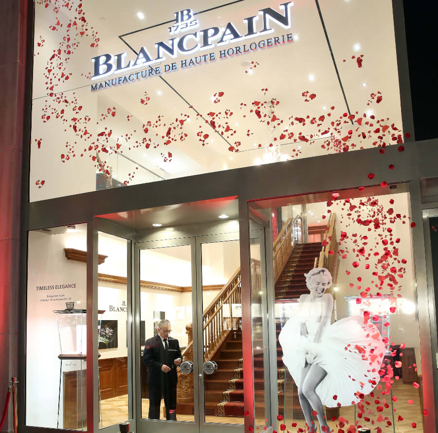 Blancpain New York Boutique