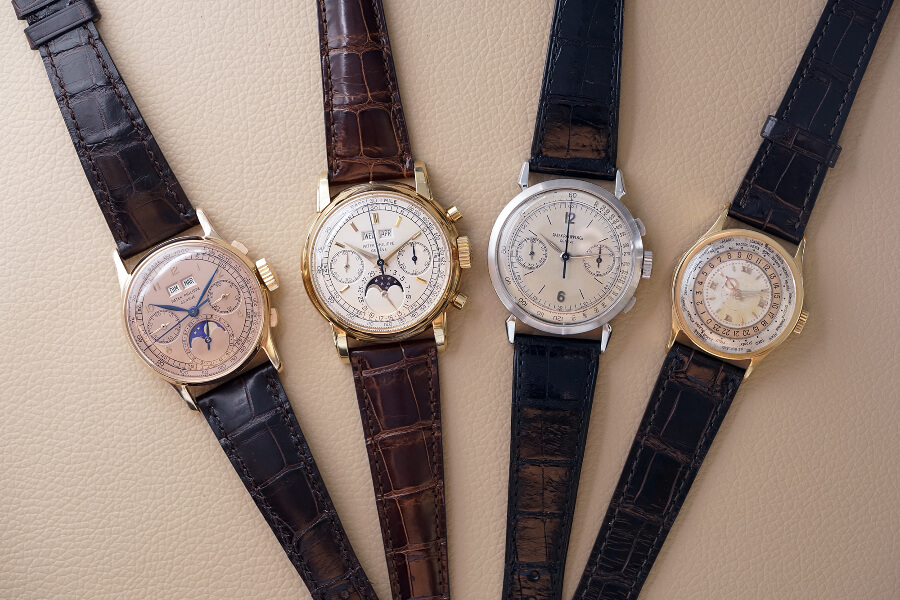 Top Patek Philippe Watches