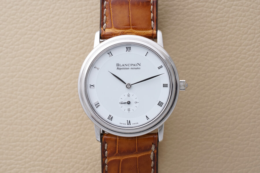 Blancpain Repetition Minutes LR