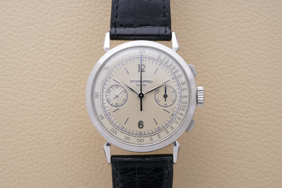 Patek Philippe Reference 1579 in platinum