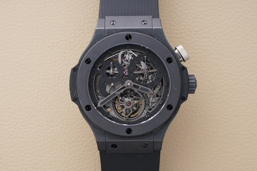 Hublot Bigger Bang Chronograph Tourbillon